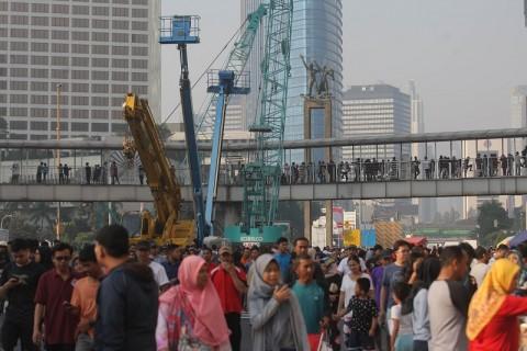 Udara Jakarta Tak Baik Untuk Bayi dan Manula