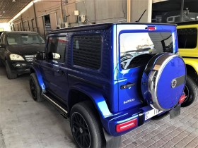 Simsalabim, Suzuki Jimny Disulap Jadi G-Class Mini