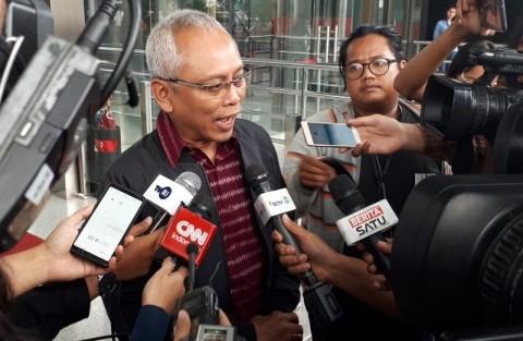 Arif Wibowo Dicecar Tentang Rapat Pembahasan Anggaran KTP-el