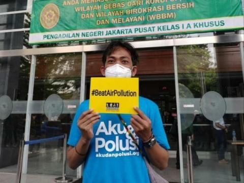 Pemprov DKI Disebut Tak Transparan Soal Polusi Udara