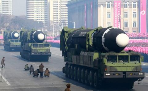 Korea Utara-Rusia Sepakati Perluasan Kerja Sama Militer