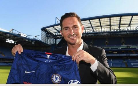 MU Jadi Lawan Pertama Lampard Sebagai Pelatih Chelsea