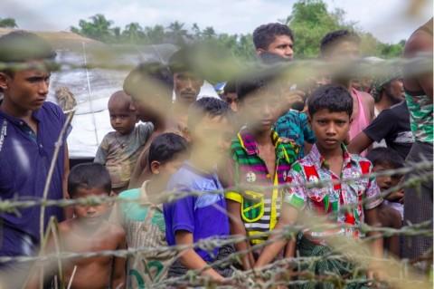 Rohingya Butuh Rasa Aman Kembali ke Myanmar
