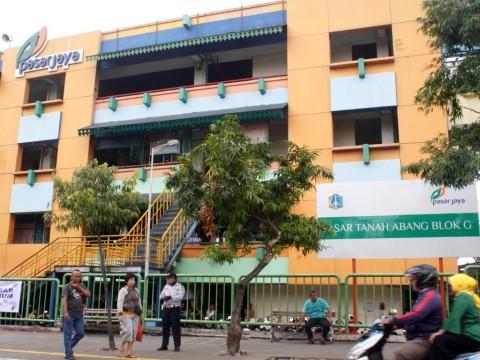 PD Pasar Jaya Setor Rp39 Miliar ke Pemprov DKI