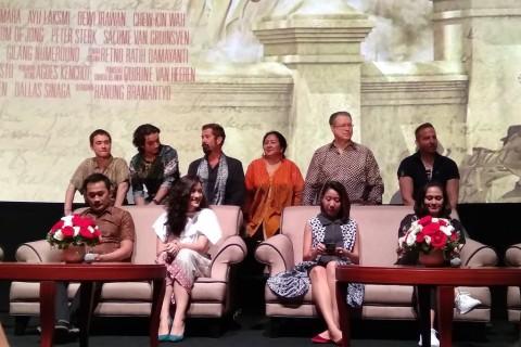 Tantangan Sha Ine Febriyanti Berperan di Film Bumi Manusia