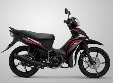 Pasar Moped makin Kecil, Yamaha Bertahan Luncurkan Vega Force