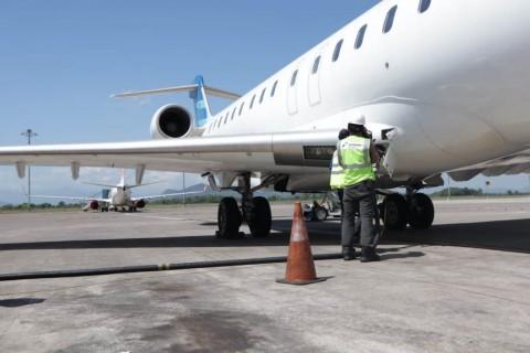 Pasokan Avtur Jelang Musim Haji 2019 Terjamin