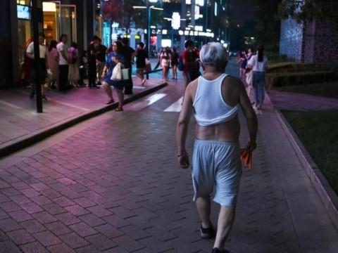 'Bikini Beijing' Dilarang Saat Musim Panas