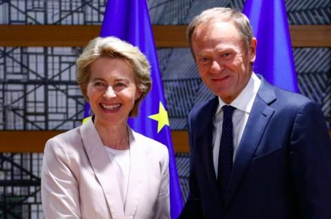 Parlemen Eropa Kecam Pemilihan Presiden Komisi Secara Tertutup