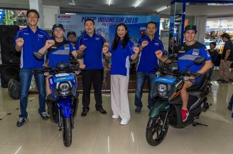 Manfaatkan Momen MXGP Indonesia, Yamaha Luncurkan X-Ride