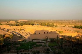 Kota Kuno Babilonia Jadi Situs Warisan Budaya Dunia