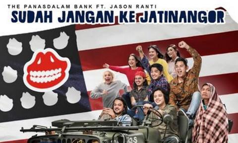 The Panasdalam Bank Ajak Jason Ranti Nyanyikan Ulang Lagu Sudah Jangan ke Jatinangor