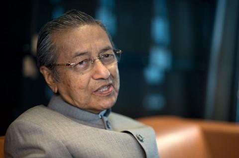 PM Malaysia Diusulkan Jadi Simbol Panjang Umur
