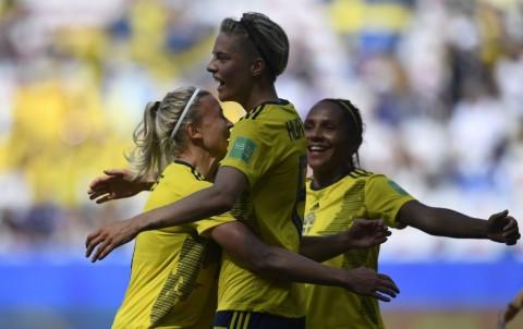 Tekuk Inggris, Swedia Juara Tiga Piala Dunia Wanita 2019