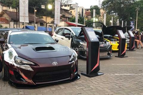 Konsep Modifikasi Proper, jadi Andalan Intersport Auto Show 2019