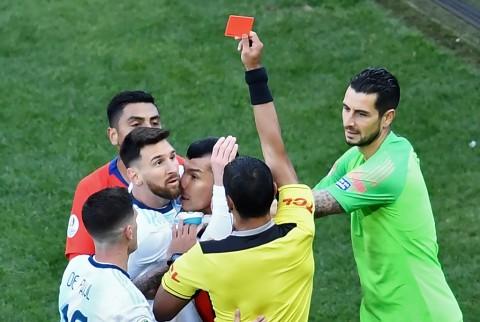 Messi Mencium Aroma Korupsi di Copa America 2019