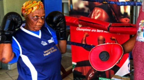 Boxing Gogos, Tempat Latihan Para Petinju Lansia
