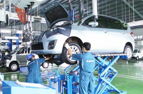 Cermati Biaya Servis Berkala Sebelum Beli Mobil Baru