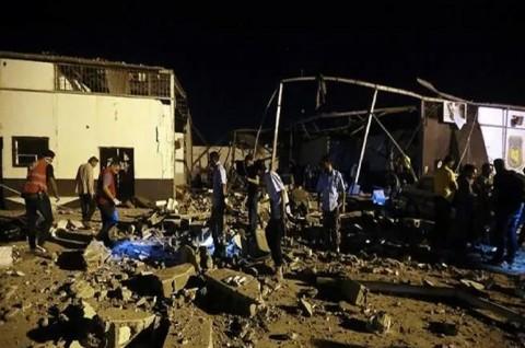 WHO: Hampir 1.000 Orang Tewas dalam Konflik Libya