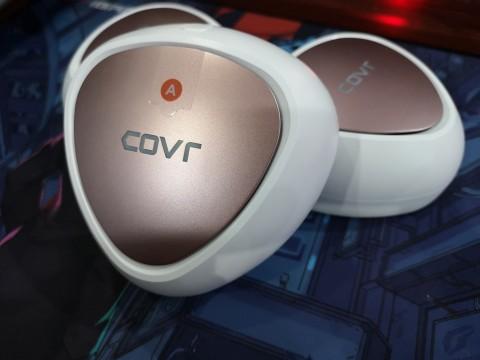 D-Link COVR-C1203, Mesh WiFi Mungil dan Menarik