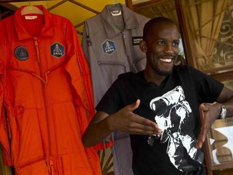 Calon Astronot Pertama Afrika Tewas Kecelakaan