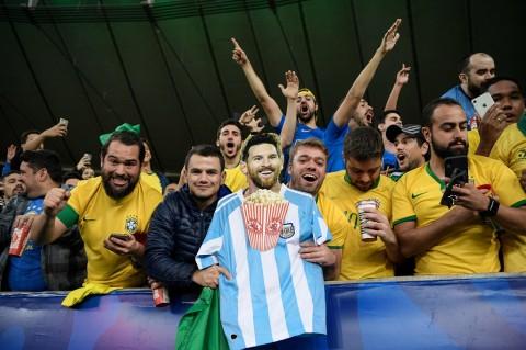 Brasil Juara, Messi Harus Mawas Diri dan Terima Kekalahan
