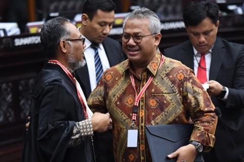 KPU Bahas Draf Pilkada Serentak 2020 bersama Komisi II
