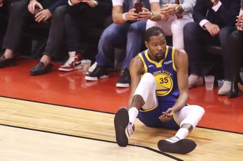 Pindah ke Nets, Kevin Durant Ganti Nomor Punggung