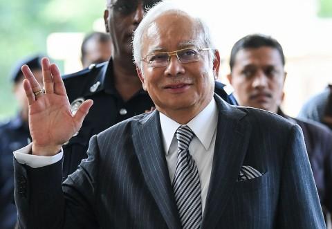 Persidangan Najib Razak Dimulai Bulan Depan