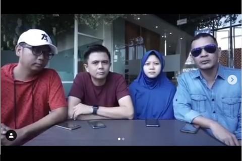 Aksi Panggung Base Jam di Aceh Dibubarkan Massa