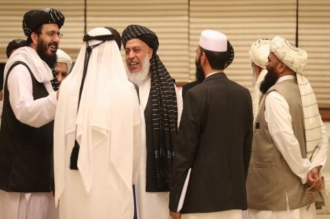Afghanistan dan Taliban Sepakati <i>Roadmap</i> Perdamaian