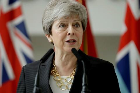 PM Inggris Dukung Penuh Dubes Pengkritik Trump
