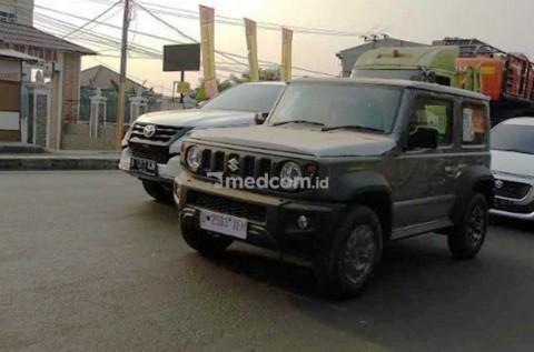 Petrolhead Kalimantan Siap-Siap Berebut All New Suzuki Jimny
