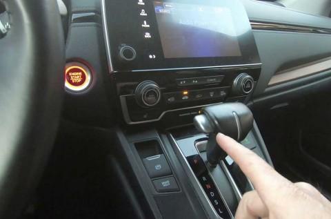 Tombol Tuas Transmisi Bermasalah, Honda Recall All New CR-V