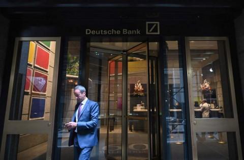 Deutsche Bank Pangkas 18 Ribu Karyawan