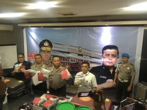 Bandar Narkoba Jaringan Malaysia Tewas Ditabrak Truk