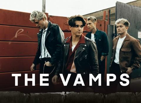 The Vamps Gelar Konser Perdana di Indonesia Agustus 2019