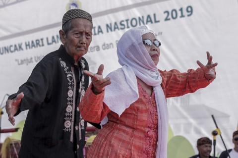 Peringatan Hari Lanjut Usia Nasional 2019
