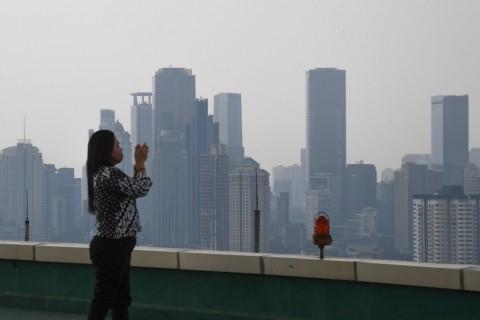 LAPAN Sebut Polusi Jakarta Melebihi Bangkok