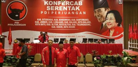 Tiga Mantan Ketua KPU Gabung PDIP