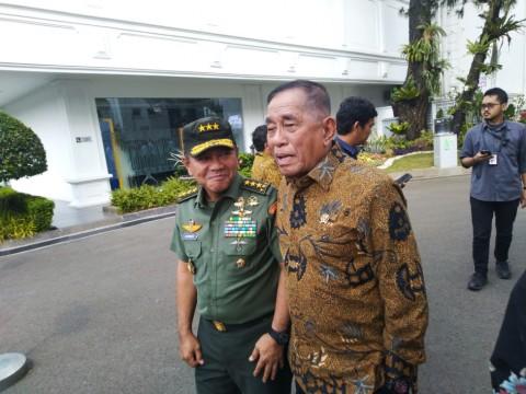 Militer Indonesia-Filipina Berpadu Melawan Teror