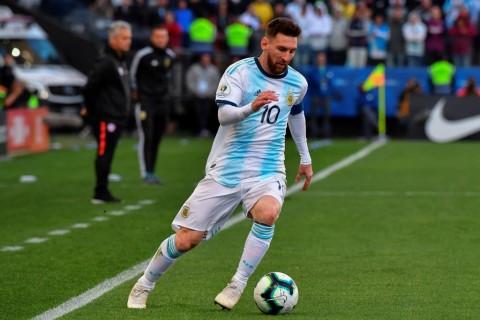 Messi Terancam Sanksi dari CONMEBOL