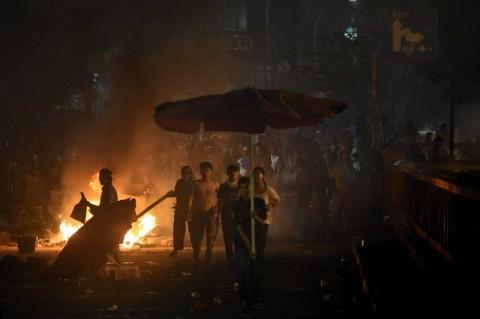 Polisi Kesulitan Kumpulkan Saksi Kerusuhan 21-22 Mei
