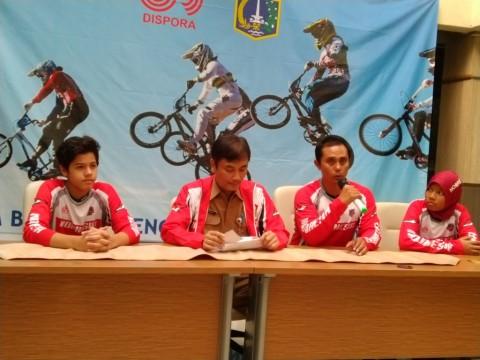 Target Dua Atlet Muda BMX Indonesia di Kejuaraan Internasional