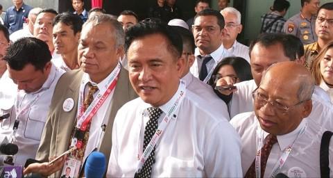 Yusril Meyakini Kasasi Prabowo-Sandi Kandas Lagi