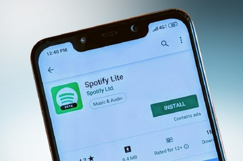 Spotify Lite untuk Android Tersedia di Indonesia