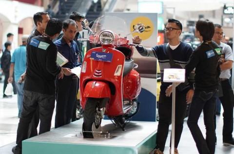Piaggio Indonesia Boyong New Vespa GTS Super 150