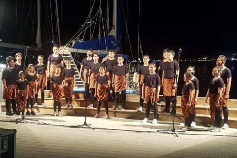 Paduan Suara YMSCC dari Indonesia Raih Penghargaan di Yunani
