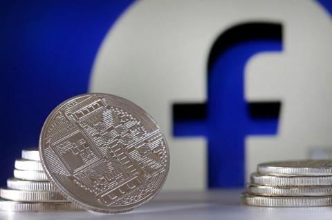 India Bakal Larang Mata Uang Kripto Facebook?