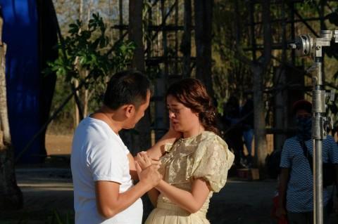 Syuting Film Bumi Manusia, Mawar De Jongh Didorong Hanung sampai Menangis